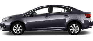 Диагностика подвески Toyota Avensis