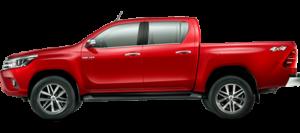 Диагностика подвески Toyota Hilux
