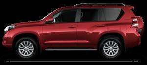 Диагностика подвески Toyota Land Cruiser Prado